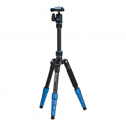 Benro Slim Travel Aluminium tripod kit with N00 ball head