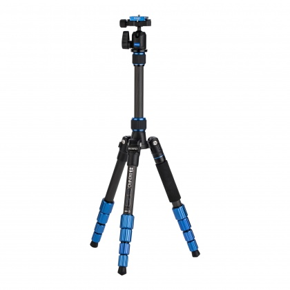 Benro Slim Travel Carbon Fibre tripod kit with N00 ball head