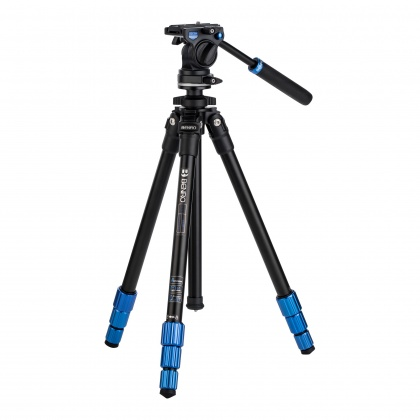 Benro Slim Video kit with S2C short handle head
