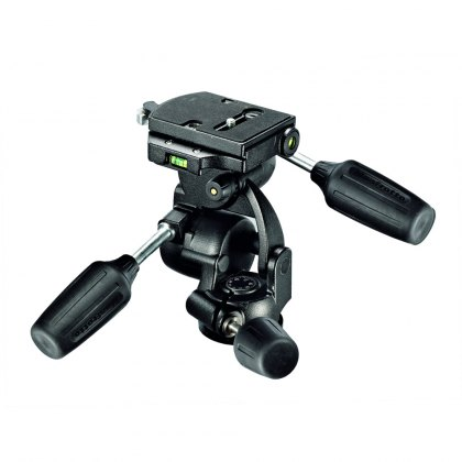 Manfrotto 808RC4 Standard three way Pan & Tilt Head