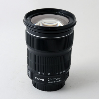 Used Canon EF 24-105mm f3.5-5.6 IS STM