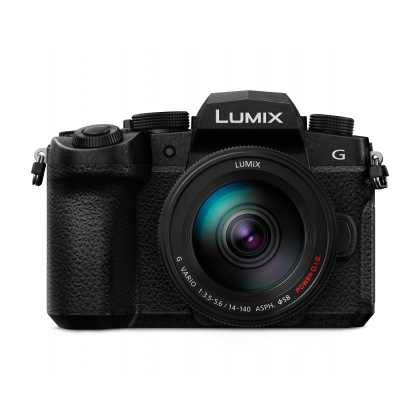 Panasonic Lumix DC-G90 Camera with 14-140mm lens
