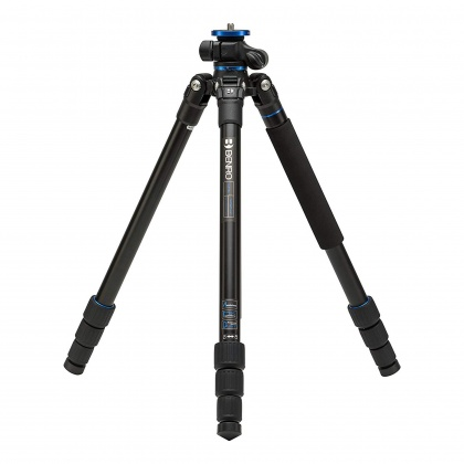 Benro GoPlus Travel S1 Aluminium 4 section Tripod