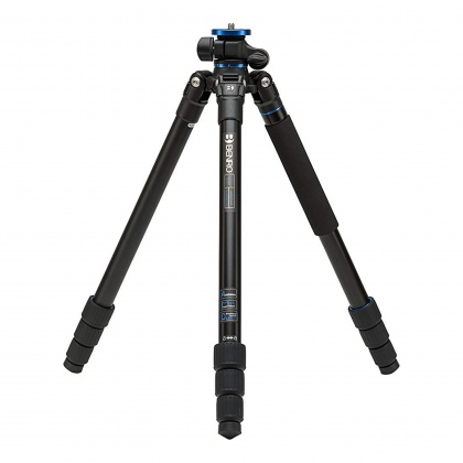 Benro GoPlus Travel S2 Aluminium 4 section Tripod