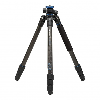 Benro GoPlus Travel S2 Carbon Fibre 4 section Tripod