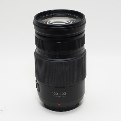 Used Panasonic 100-300mm f4-5.6 Mk II