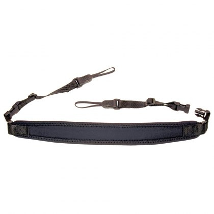 OpTech Super Classic strap, Black, with Pro-Loop connectors