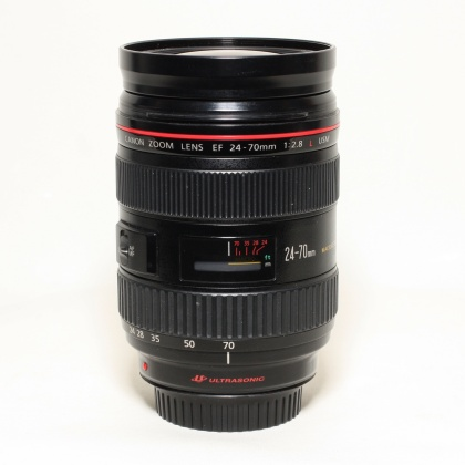 Used Canon EF 24-70mm f2.8 L USM