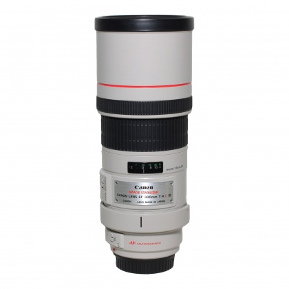 Used Canon EF 300mm f4 L IS USM