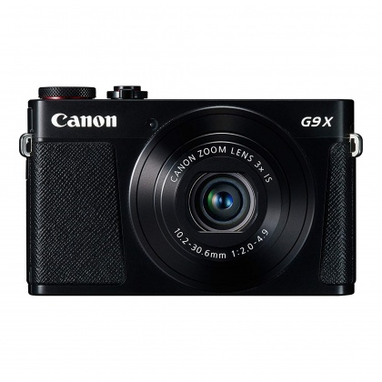 Canon Powershot G9X, Black - Ex-display