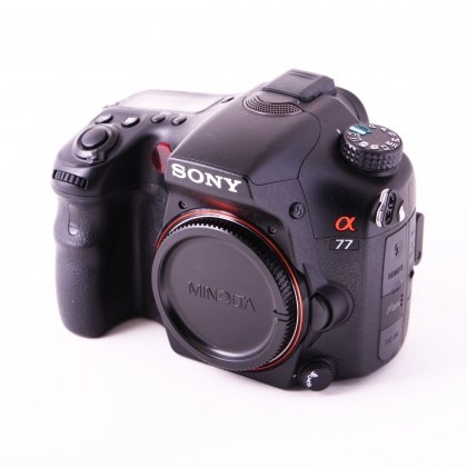 Used Sony Alpha 77 body