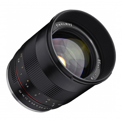 Samyang 85mm F1.8 for Sony FE