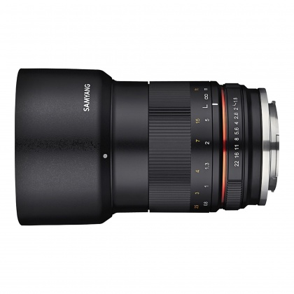 Samyang 85mm F1.8 for Fujifilm X