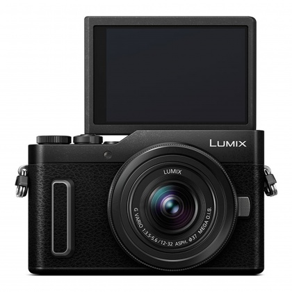 Panasonic Lumix  DC-GX880 12-32mm, Black