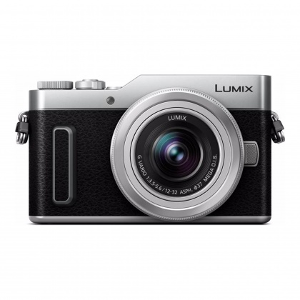Panasonic Lumix  DC-GX880 12-32mm, Silver