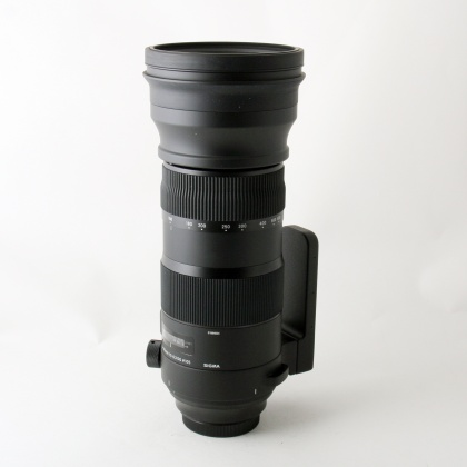Used Sigma 150-600mm f4-6.3 Sport for Canon EOS