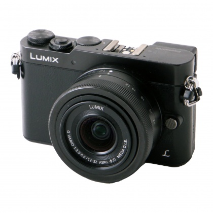 Used Panasonic DMC-GM5, 12-32