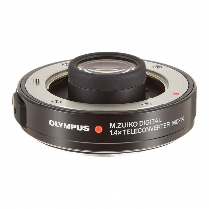 Olympus MC 1.4 Teleconverter for 40-150mm 1:2.8 and ED 300mm 1:4 Pro Lenses