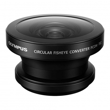 Olympus FCON-T02 Fish Eye Converter for TG-1/2/3/4/5/6