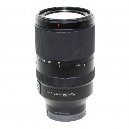 Used Sony FE 70-300mm f4.5-5.6 G OSS