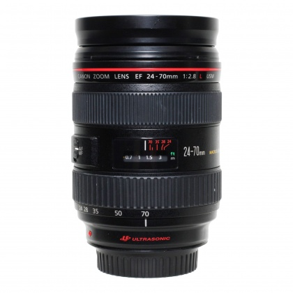 Used Canon EF 24-70mm f2.8 L