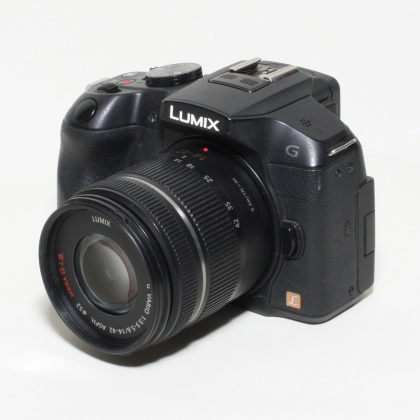 Used Panasonic DMC-G6 body