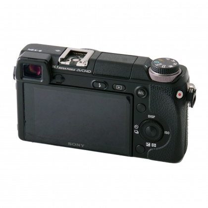 Used Sony NEX 6 body