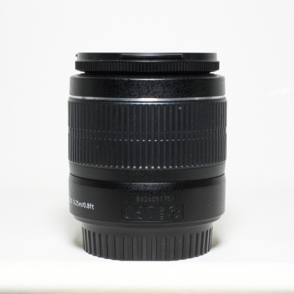 Used Canon EF-S 18-55mm f4-5.6 IS STM