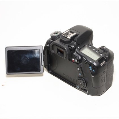 Used Canon EOS 80D body