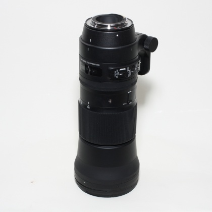 Used Sigma 150-600 f5-6.3 C for Canon EOS