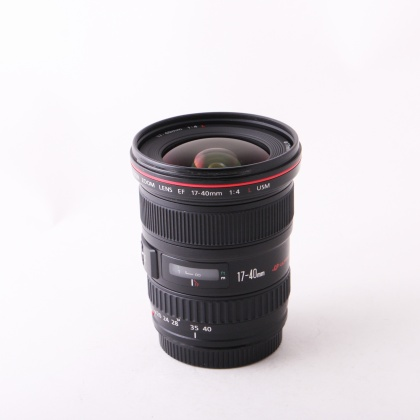 Used Canon EF 17-40mm f4 L USM