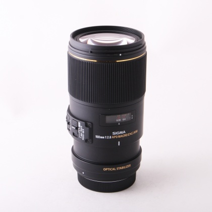 Used Sigma 150mm f2.8 OS DG Macro for Canon EOS