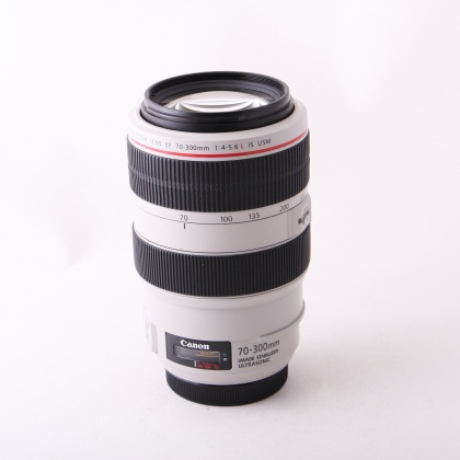 Used Canon EF 70-300mm f4-5.6 L IS USM
