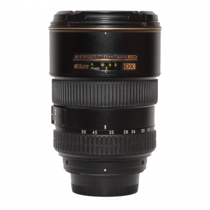 Used Nikon AF-S DX Nikkor 17-55mm f2.8 G IF ED