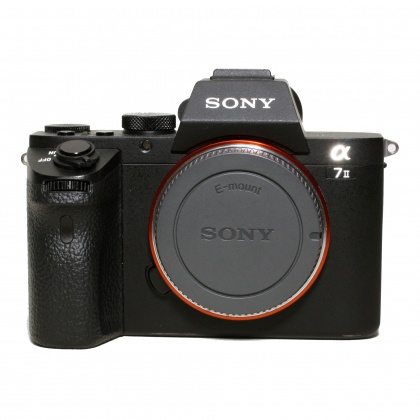 Used Sony Alpha 7 II body