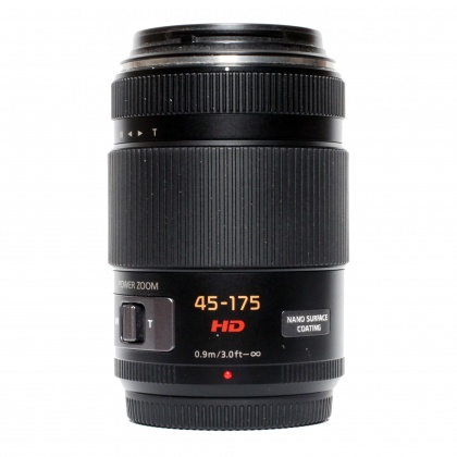 Used Panasonic 45-175mm f4-5.6 Power O.I.S.