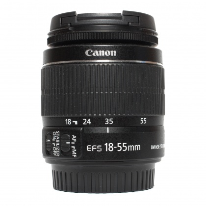 Used Canon EF-S 18-55mm f3.5-5.6 IS II