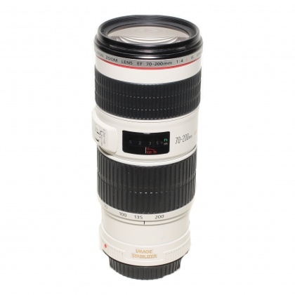 Used Canon EF 70-200mm f4L IS USM