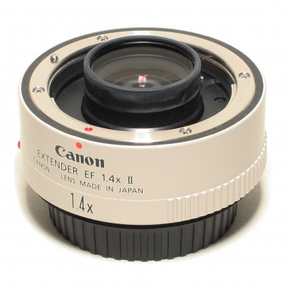 Used Canon Extender EF 1.4x II