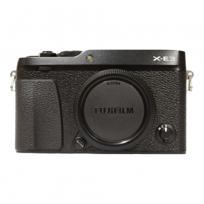 Used Fujifilm X-E3 body