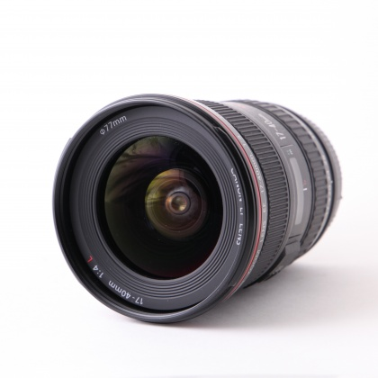 Used Canon EF 17-40mm f4 L