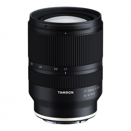 Tamron 17-28 F2.8 RXD for Sony FE