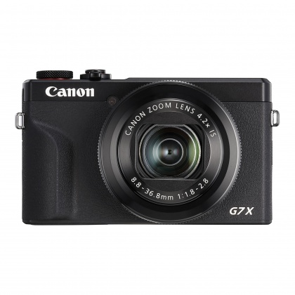 Canon PowerShot G7 X Mark III, Black