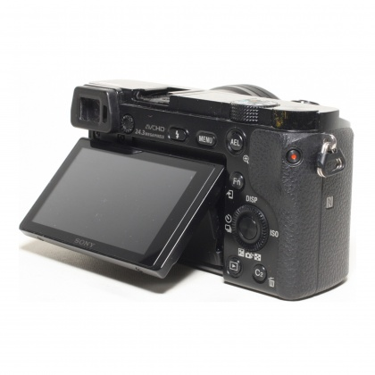 Used Sony Alpha 6000, 16-50