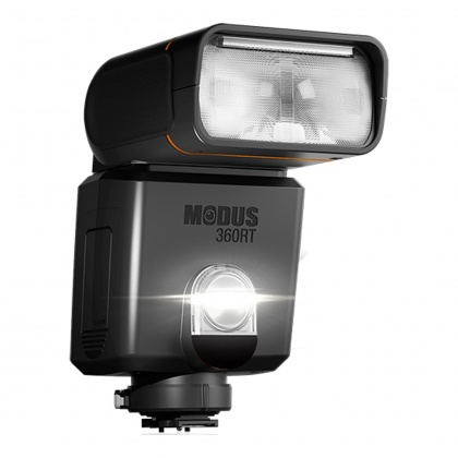 Hahnel Modus 360RT Speedlite for Olympus and Panasonic