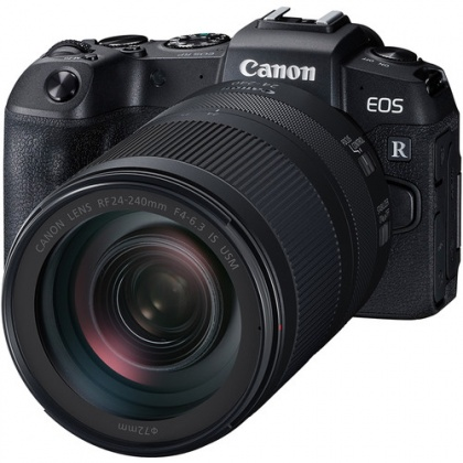 Canon EOS RP, 24-240 f4-6.3 IS USM lens kit