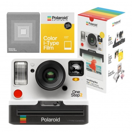 Polaroid  OneStep 2 VF White Everything Box
