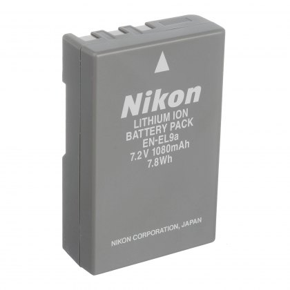 Nikon EN-EL9a Rechargeable battery