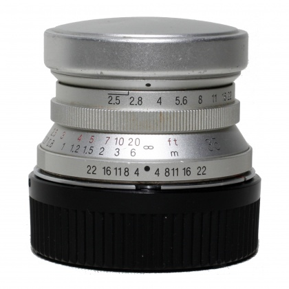 Used Voigtlander Color-Skopar 35mm f2.5 MC