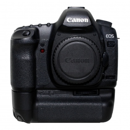 Used Canon EOS 5D Mk II with BG-E6 Grip